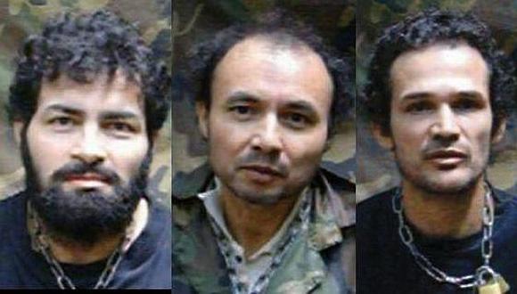 LIBERTAD. Últimos rehenes secuestrados por las FARC serán liberados en una fecha aún no prevista. (USI)
