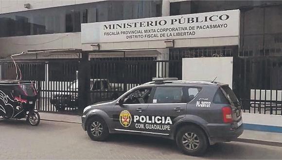 Roban caja fuerte de oficina de fiscal y personal de seguridad dice que no vio nada. (GEC)