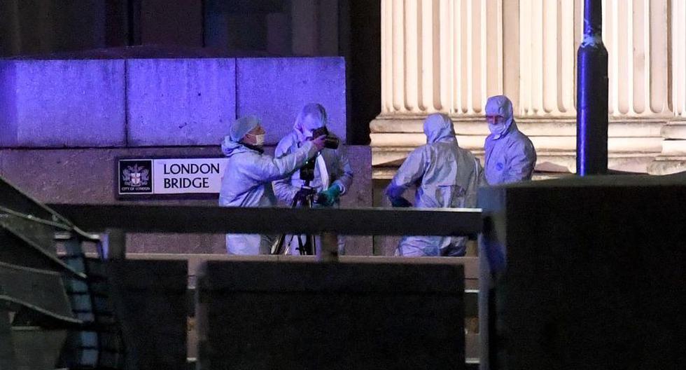 Grupo yihadista Estado Islámico reivindica ataque en Puente de Londres (Foto: EFE)
