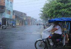 ¡Atención! 40 distritos de la selva presentan un riesgo muy alto de huaicos ante lluvias