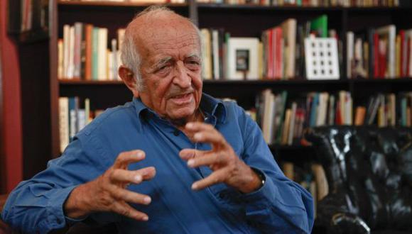 Fernando de Szyszlo defendió a Vargas Llosa de palabras de Keiko Fujimori. (Gestión)