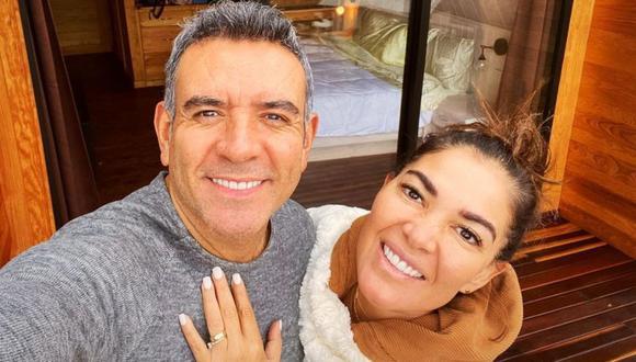 El conductor y cantante guatemalteco Héctor Sandarti lleva seis años de casado (Foto: Héctor Sandarti)