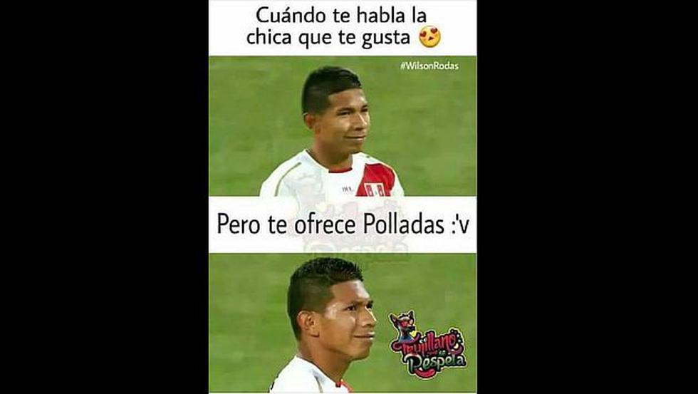Estos son los memes que dejó la reacción de Edison Flores en el Perú vs. Francia. (Facebook)