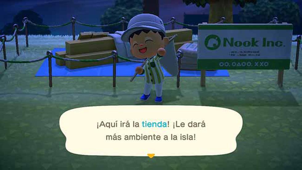 'Animal Crossing: New Horizons' ya se encuentra disponible en nuestro mercado en formato físico y digital desde la tienda virtual de Nintendo Perú.