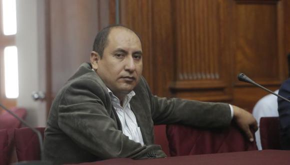 Arce se pronunció tras decisión del Tribunal Disciplinario del Frente Amplio (Piko Tamashiro).