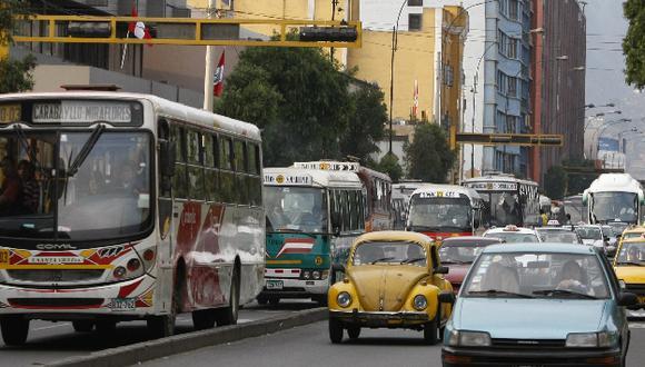 Aún no se define la racionalización de las rutas. (Luis Gonzales)