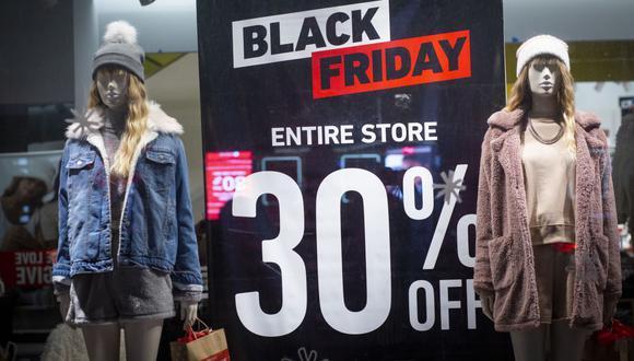 Tienes hasta la medianoche para aprovechar las mejores ofertas del Black Friday 2020 (Foto: AFP)
