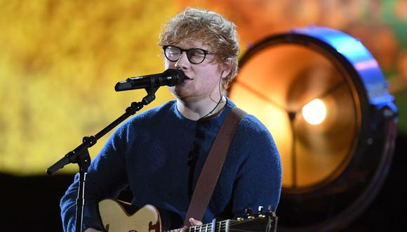 Ed Sheeran sorprendió a sus seguidores anunciando el lanzamiento de su nuevo tema. (Foto: Angela Weiss/AFP)