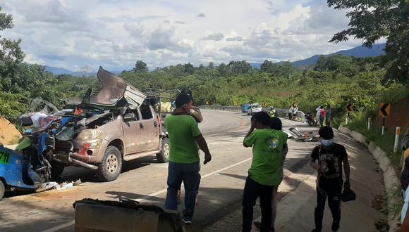 Junín: dos heridos ingresaron al área trauma shock por emergencia del citado nosocomio para recibir atención urgente. (Foto: GEC)