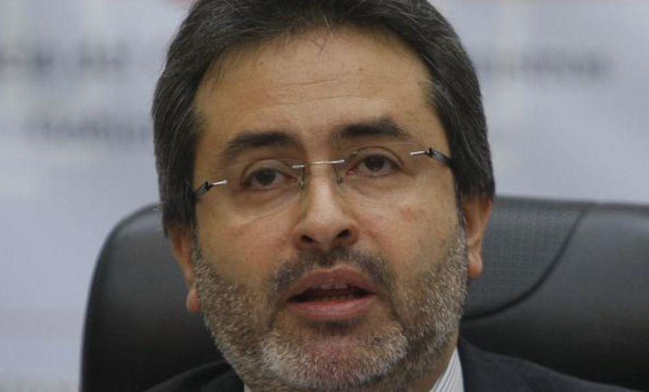 Negativa oficial. El jefe del gabinete, Juan Jiménez, pide pruebas ante acusación de reglaje político. (Mario Zapata)