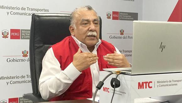 El ministro Eduardo González informó que su sector ha enviado oficios a la Fiscalía, Poder Judicial, Contraloría y Procuraduría a fin de esclarecer los supuestos actos irregulares.