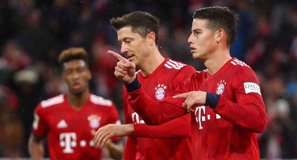 Bayern Múnich vs. Friburgo se miden por la fecha 27 de la Bundesliga. (Foto: Reuters)