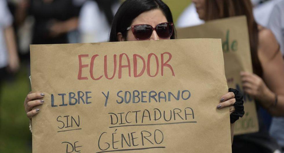 El presidente Lenín Moreno dijo la semana pasada que respeta la decisión de la Corte y pidió tolerancia a las diferentes opiniones sobre el tema. (Foto: AFP)