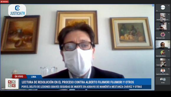 La audiencia por el Caso Esterilizaciones forzadas se reanudará el próximo 29 de setiembre. (Foto: Justicia TV)
