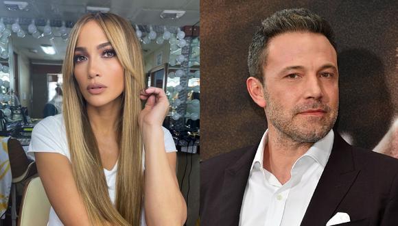 Recrea en sencillos pasos el maquillaje de Jennifer Lopez. (Foto composición: Instagram @jlo / Getty Images)