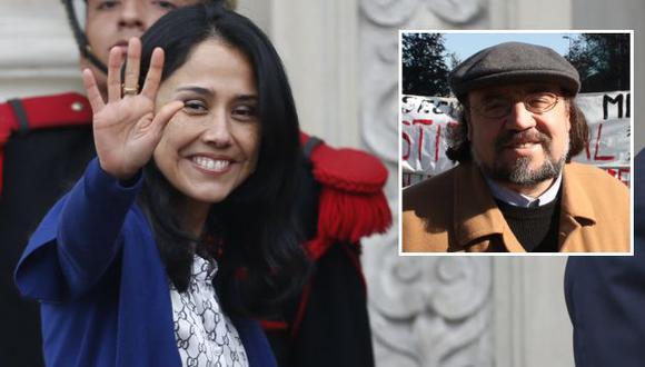 Nuevos nexos. Nadine Heredia se habría reunido con el asesor Esteban Silva. (Luis Gonzáles/blogspot.com)