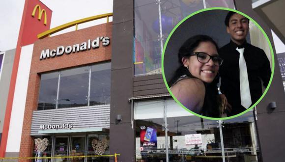 Defensoría del Pueblo exige investigación sanción a McDonald's por muerte de trabajadores. (Composición)