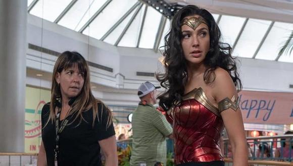 """Patty Jenkins saludó a Gal Gadot por su cumpleaños y aprovechó para liberar una nueva postal de la película """"Wonder Woman 1984"""".  (Foto: Instagram)"""