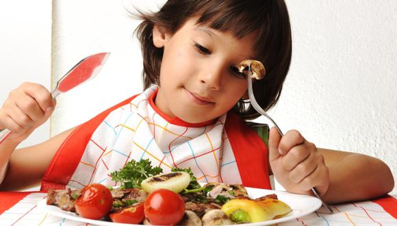ALARMANTE. Niños con trastornos alimenticios. (USI)