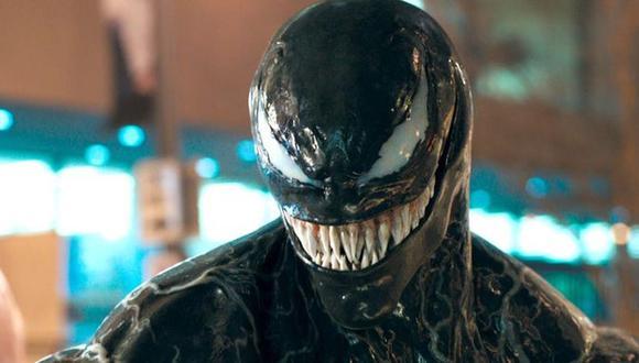 El simbionte Venom podría aparecer, en un futuro, en el Universo Marvel. (Foto: Sony Pictures)