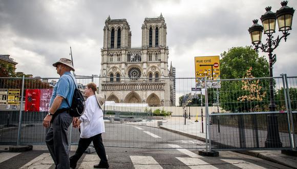 Las obras, que debían reanudarse la próxima semana, arrancarán finalmente el 19 de agosto. (Foto: EFE)