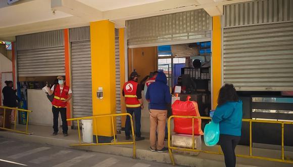 Responsable del establecimiento fue amonestado con una multa de S/2.200 soles. Foto: Sutran