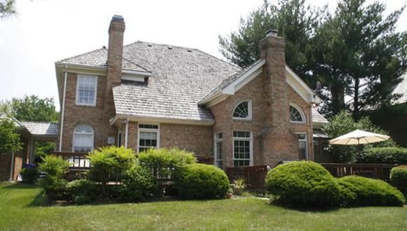 Este es el inmueble que habitaron Toledo y Eliane Karp, cerca de Washington DC. (USI)