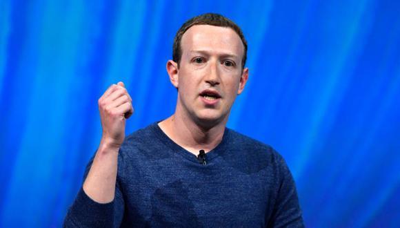 Mark Zuckerberg se reunirá con las organizaciones de derechos humanos porque Facebook no filtra publicaciones de odio. (AFP)
