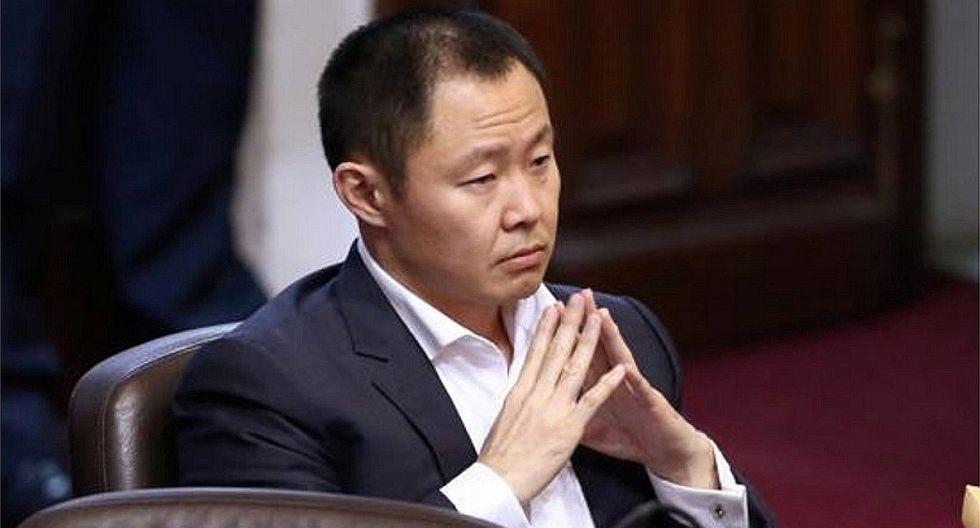 Fiscal también solicitó que Kenji Fujimori afronte el proceso judicial con comparecencia restringida. (Foto: GEC)