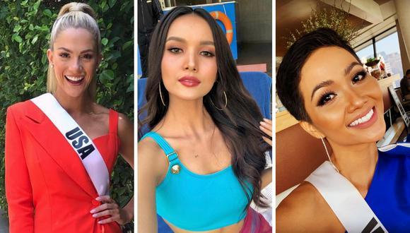 Miss EE.UU se disculpa tras ser acusada de burlarse de concursantes del Miss Universo (Foto: Instagram)