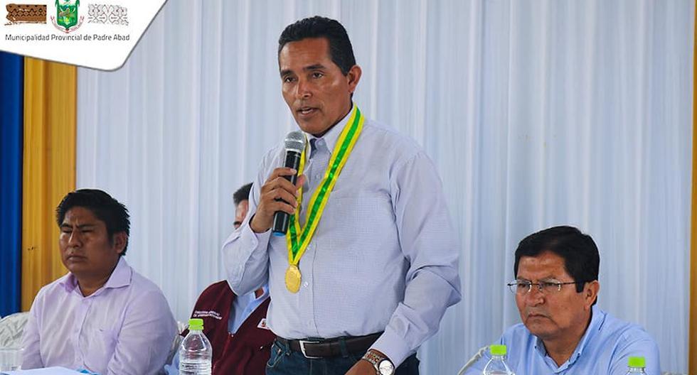 Alcalde en la mira de la Fiscalía. (Municipio de Padre Abad)