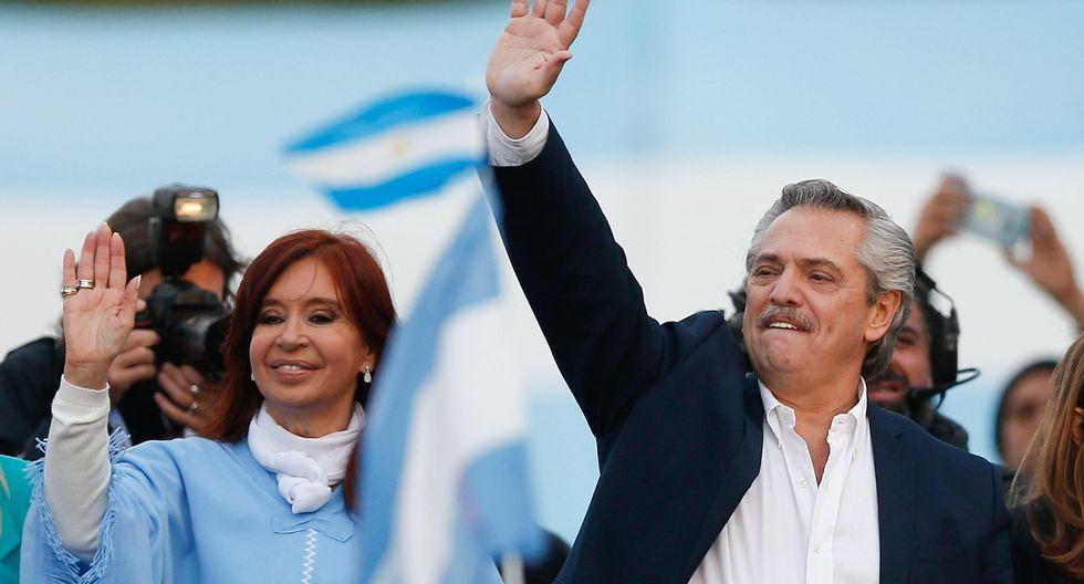 El candidato a la Presidencia de Argentina, el opositor peronista Alberto Fernández, estaría llevando la ventaja según resultados a boca de urna. (EFE).