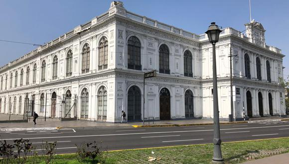 El Palacio de la Exposición fue construido en 1871 como parte de las celebraciones por los 50 años de nuestra independencia (Carlos Viguria/Perú21).