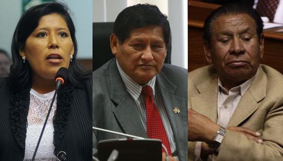 Congresistas disidentes de Gana Perú alistan nueva bancada. (USI)