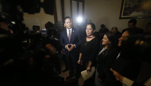 Congreso de la República elige hoy Mesa Directiva para el periodo 2018/19. (Mario Zapata/Perú21)