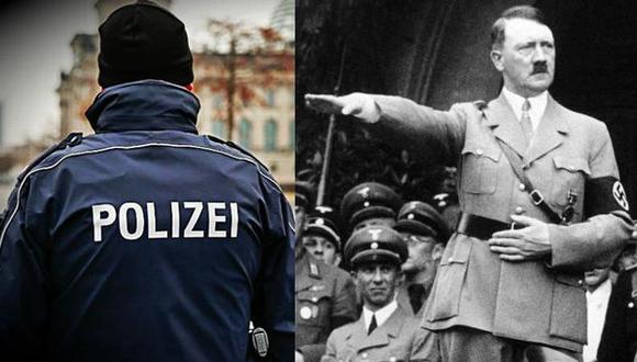 Alemania: Detienen a dos turistas chinos en Berlín por hacer saludos nazi (Composición/Reuters/AP)