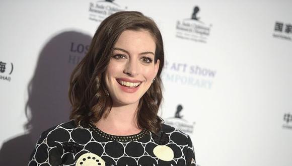 Hathaway ganó el Óscar a la mejor actriz secundaria por Les Misérables en el 2012. (Gettyimages)