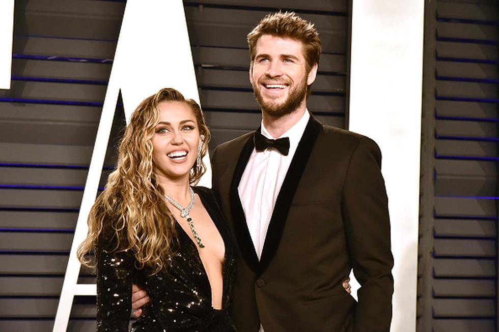 Complicado y fiestero: Miley Cyrus y el por qué terminó con Liam Hemsworth. (Getty)