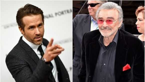 El actor remeció las redes con polémico homenaje. (Foto: Composición/AFP)