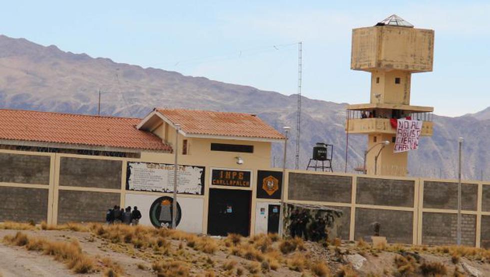 Tacna: Trasladan a 'Timaná' a penal de Challapalca. (USI)