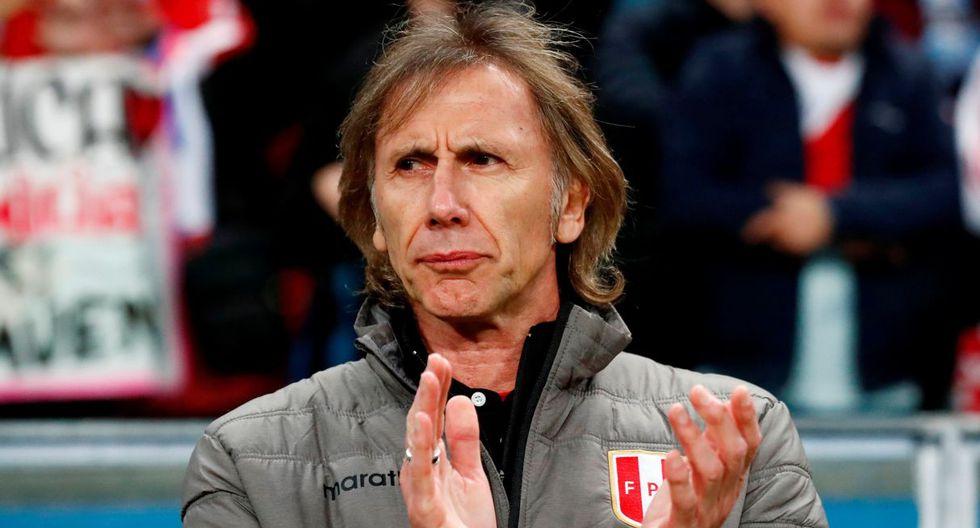 Ricardo Gareca vuelve a hacer historia con la selección peruana de fútbol. (Foto: Reuters)