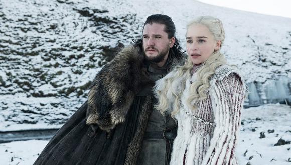 Según el medio CBR, en la instantánea Jon Snow tiene la misma pose de Ned Stark en la primera temporada de Game of Thrones (Foto: HBO)