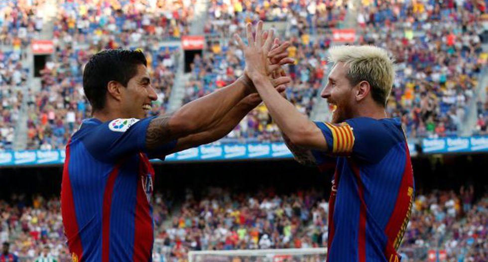 Barcelona empezó de la mejor manera la Liga española. (Reuters)