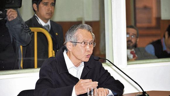 Alberto Fujimori fue indultado en diciembre. (USI)