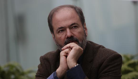 El escritor mexicano fue parte de FILAY, la feria del libro de Ayacucho.