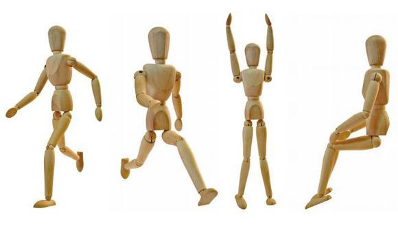 Haga ejercicio, no esté sentado mucho tiempo, pero si el dolor es crónico, vaya a un médico. (USI)