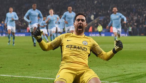 City concretó otro paso rumbo al triplete de Inglaterra. (AFP)