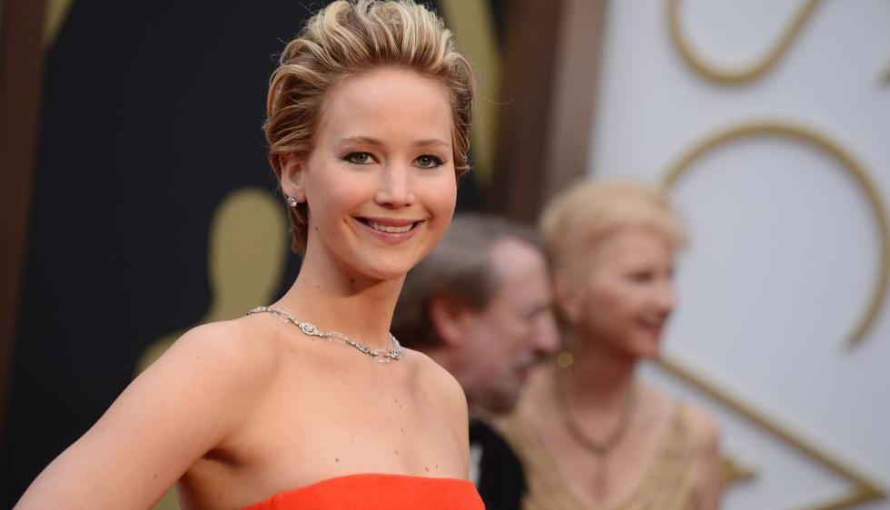 La actriz Jennifer Lawrence encabeza la lista de las mujeres más sexies del mundo. (AP)