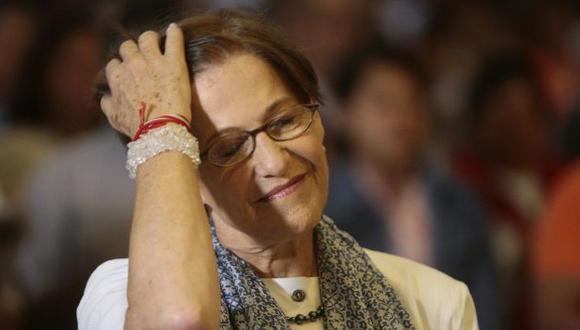 Susana Villarán sigue en la mira de los congresistas. (Peru21)