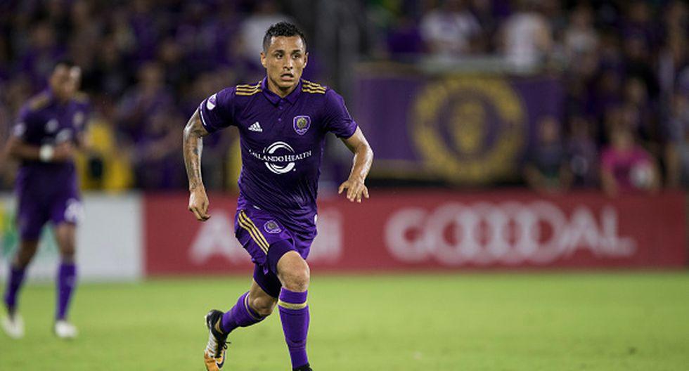 Yoshimar Yotún juega por el Orlando City de la MLS. (GETTY)